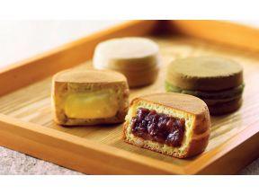 sweets house Cha Cha Fresh Oobanyaki Set (5 pcs of selected flavours) (1 set)