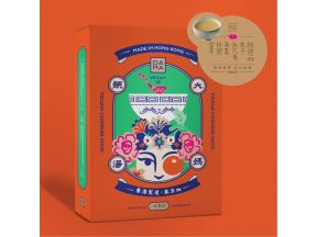 DAMA Chinese Vegetarian Soup -  Chestnut , Monkey Head Mushroom & Snow Fungus (1pc)