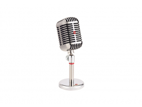 Jimmy Studio Design - R50 Stainless Steel Bluetooth Speaker (Chrome) (1 pc)