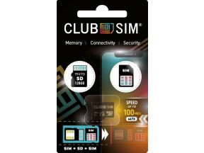 Super Club Sim (Yearly Local Service Plan) (1 year) (1 pc)