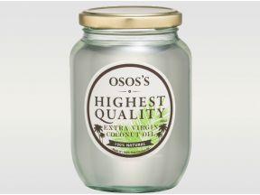 OSOS'S Extra Virgin Cold Press Coconut Oil (1 pc)