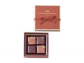 La Maison du Chocolat - Pralines Gift Box (4 pcs)