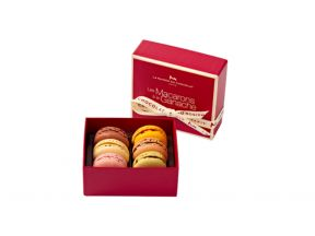 La Maison du Chocolat - Macaron Gift Box (6 pcs)