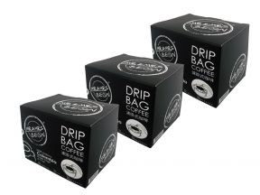 MR & MRS BEAN Drip Bag Coffee – Colombia Single Origin (3 Boxes/ Set)