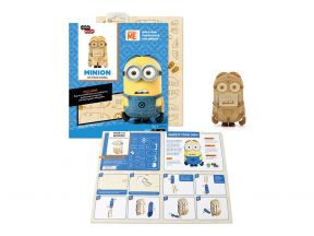 IncrediBuilds Minions: Deluxe Book and 3D Puzzle Model Set (1 set)