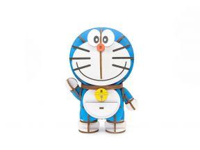 JIGZLE x Doraemon 3D Plywood Puzzle (1 pc)