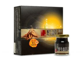 Imperial Bird's Nest Chicken Essence with Cordyceps & CS-4  (70g) (5 Bottles)