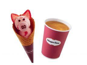Häagen-Dazs™ Piggy Combo Gift Voucher (Takeaway only) (1 pc)