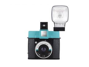 Diana Instant Square Camera with Flash (1pc)