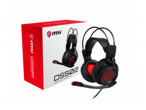 MSI DS502 Gaming Headset (1 pc)