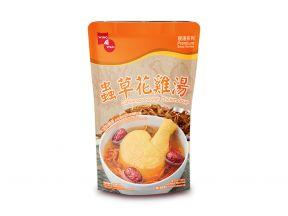 Hong Kong Wing Wah - Cordyceps Flower Chicken Soup (500g) (1 pc)