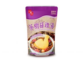 Hong Kong Wing Wah - Tea Tree Mushroom Chicken Soup (500g) (1 pc)