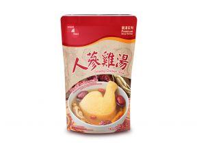 Hong Kong Wing Wah - Ginseng Chicken Soup (500g) (1 pc)