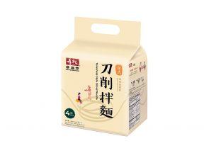 Sau Tao Taiwanese Sliced Noodle (4 pcs pack)