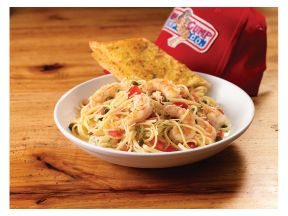 American Seafood Lunch for Two at Bubba Gump Shrimp Co. (1 pc)