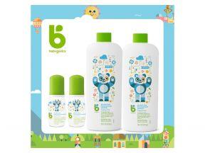 Babyganics - Hand Sanitizer Combo Set (Set B) (1 Set)