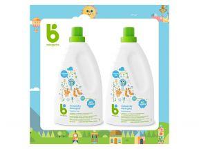 Babyganics - Laundry Detergent Combo Set (Fragrance Free) (1 Set)