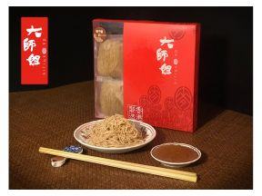 Dashijie Dried Scallop & Dried Shrimp Roe Noodles - Economy pack (Thin) (1 pc)