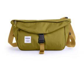hellolulu - DUFF All-Day Shoulder bag (Mustard Yellow) (1pc)