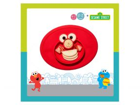 EZPZ - Sesame Street Placemat and Plate Set (1 set)