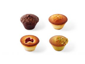 Maison Eric Kayser - Assortment of Four Financiers (1 set)