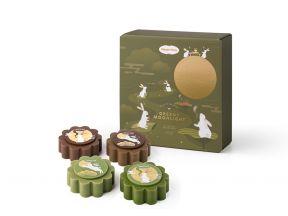 Häagen-Dazs™ Greeny Moonlight Ice-cream mooncake Voucher (1 pc)