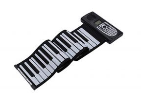 Let it Roll 49 Standard Keys Roll-up Piano Mat (1 pc)