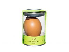 La Maison du Chocolat - Easter Praline Egg Shell (1 pc)