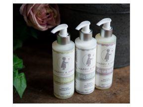 Harry & Rose England Organic Baby Skincare Gift Set (1 set)