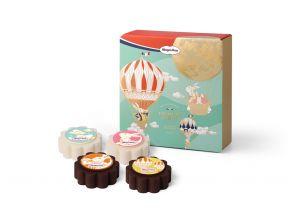 Häagen-Dazs™ Twinkle Night Ice-cream mooncake Voucher (1 pc)