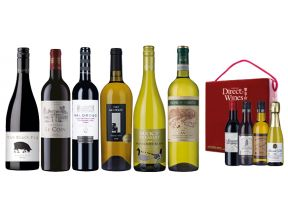 Easter Party Pack 6 Bottles + 4 FREE Mini Wines (1 set)