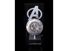 Iron Man Arc Reactor Night Lamp and Wireless Chargers (1 pc)