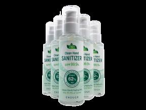 Korea ENOUGH CLEAN-Alcohol Disinfection Moisturizing Hand Sanitizer (5 pcs) (1 Set)