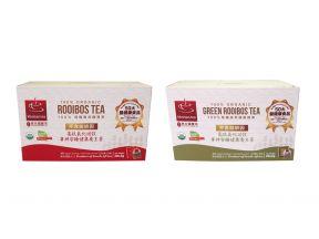 Khoisan Tea 100% Organic Rooibos Tea Set (1 set)
