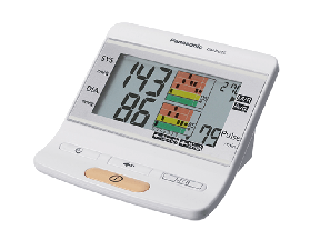 Panasonic - Upper Arm Blood Pressure Meter (EW- BU35) (1pc)