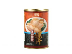 Yummy House Deepsea Conch with Abalone Sauce (425g) (1 can)