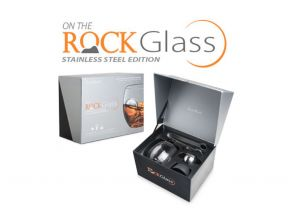 Final Touch On The Rock Glass (Stainless Steel Edition) (1 box)