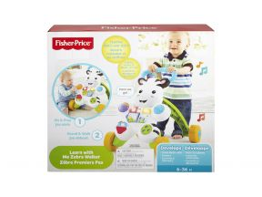 Fisher-Price® Learn with Me Zebra Walker (1 pc)
