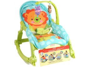 Fisher-Price - Classic Newborn to Toddler Portable Rocker (1 pc)