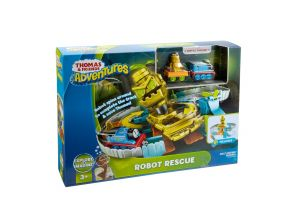 Fisher-Price - Thomas & Friends™ Adventures Robot Rescue Playset (1 pc)