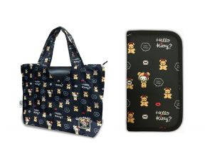 Hello Kitty Travel Collection - Combo Set (1 set)
