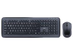 Fujitsu - KX300 Plus Wireless Keyboard Mouse Combo (1 set)