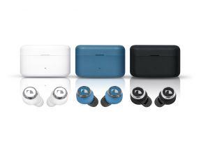 Nakamichi My Music Hue Plus (NEP-TW2 Plus) True Wireless Earphones (1 pc)