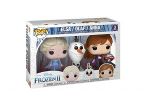 Funko POP! Disney: Frozen 2 Elsa, Olaf & Anna Figure Set (1 pc)