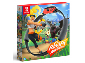 """""""Ring Fit Adventure"""" Game Set for Nintendo Switch (1 Package)"""