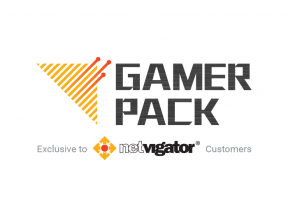 12 months Gamer Pack Service (Available to designated NETVIGATOR broadband service plan customers)