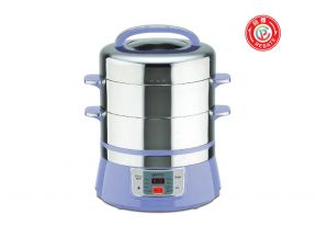 Gemini 14L Electronic Stackable Stainless Steel Steam Hotpot Cooker (1 pc)