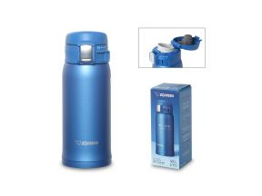 ZOJIRUSHI 0.36L Vacuum Mug-SS (GJE-SM-SD36) (1 pc)
