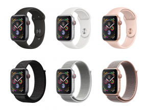 Apple Watch Series 4 (GPS+Cellular) 44mm Aluminium Case with Sport Band / Sport Loop (1pc)
