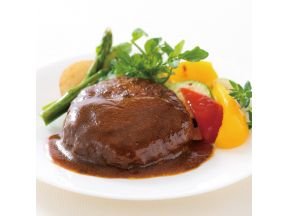 RINGBELL - Yamagata Beef Hamburg Steak (Direct air-flown from Japan) (8 pcs) (1 box)